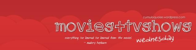 3 movies+tvshows - wednesday